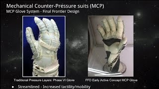 Download Redesigning Space Tech with Soft Robotics and Mechanical Counterpressure Video
