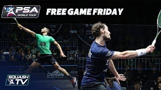 Download ABSOLUTELY EPIC SQUASH GAME - Gaultier v Abouelghar - Free Game Friday Video
