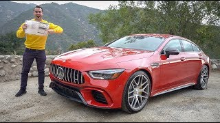 Download REPLACING THE MERCEDES E63S WITH AN AMG GT63! Video