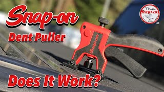 Download Snap-on's Dent Puller CADP8850KIT - Does It Work? Video