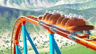 Download WORLD'S FASTEST ROLLER COASTER! (Planet Coaster #3) Video