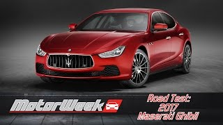 Download Road Test: 2017 Maserati Ghibli - Italian Alps Hunter Video