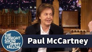 Download Paul McCartney Names His Favorite Ringo Starr Songs Video