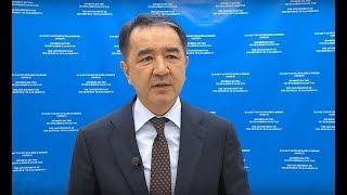 Download Заявление Бакытжана Сагинтаева по итогам переговоров с кыргызской делегацией (18.10.2017) Video