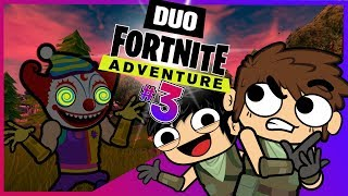 Download DUO FORTNITE ADVENTURE #3 (Animation) Video