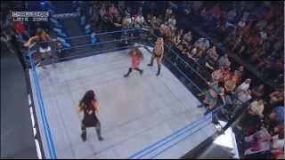 Download Tara & Madison Rayne vs. Mickie James & ODB Video