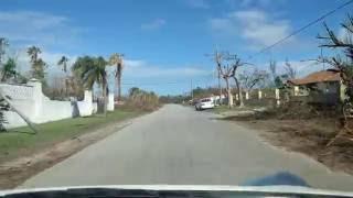 Download Freeport, Bahamas - 3 weeks after hurricane Matthew Video
