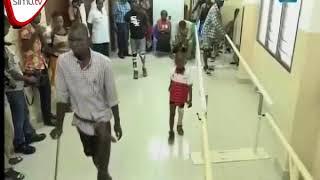 Download Wananchi Waombwa Kuendelea Kuchangia Miguu Bandia Kwa Wahitaji Video