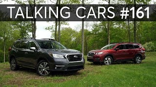 Download 2019 Subaru Ascent; Our Worst Automotive Mistakes   Talking Cars with Consumer Reports #161 Video