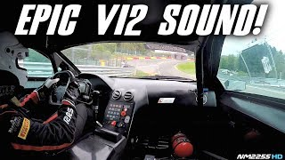 Download Lamborghini Murcielago 670 R-SV GT1 OnBoard at Spa-Francorchamps - EPIC Sounds! Video