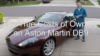 Download The True Cost of Owning an Aston Martin DB9 Video
