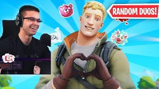 Download Literally the most positive kid I've ever met in Fortnite... Video