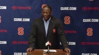 Download Coach Babers Press Conference   Week 8 Video