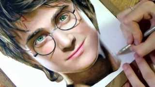 Download Drawing Harry Potter Video
