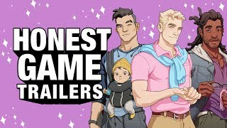 Download DREAM DADDY (Honest Game Trailers) Video