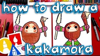 Download How To Draw A Kakamora From Moana Video