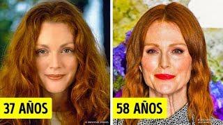 Download 18 Mujeres mayores de 50 años que nunca han tenido una cirugía plástica Video
