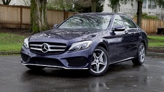 Download 2015 Mercedes-Benz C400 Review - AutoNation Video
