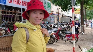 Download Vietnam || Tan An Market || Dak Lak Province Video