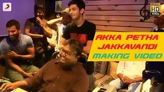 Download Maruthu - Akka Petha Jakkavandi Making Video | Anirudh Ravichander | D. Imman Video