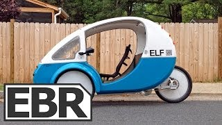 Download Organic Transit ELF Video Review - Solar Powered Recumbent Electric Trike Video