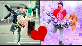 Download RECREATING CUTE COUPLE PHOTOS CHALLENGE Video