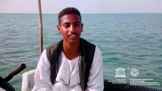 Download Ahmed #MyOceanPledge Sanganeb Marine National Park and Dungonab Bay - Mukkawar Island Video