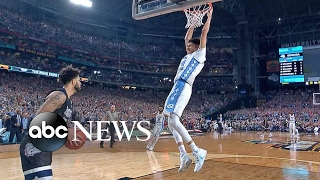 Download North Carolina wins 6th NCAA title Video
