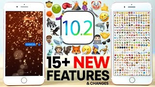 Download iOS 10.2 Beta 1 - 15+ New Features Review! Video