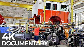 Download Largest Fire Truck Manufacturer | Mega Manufacturing | Free Documentary Video