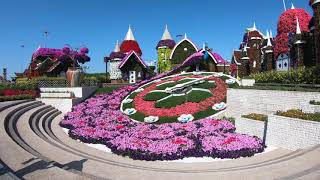 Download Dubai Miracle Garden (4K Video) Video