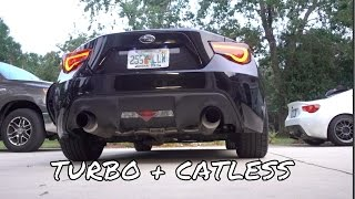 Download Making the Turbo BRZ Louder.... and somewhat faster! Video