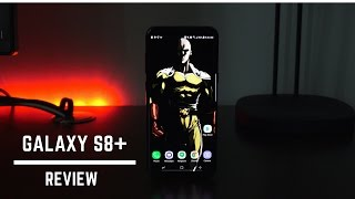 Download Samsung Galaxy S8+ Review: A whole different Size! Video