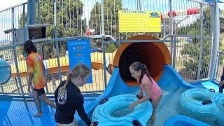 Download Blackout Water Slide at Funfields Video