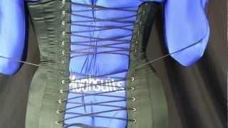 Download Hobble corset and ballet heels 01 Video