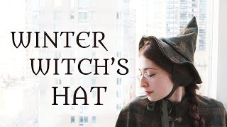 Download Revisiting Abandoned Projects: A Winter Witch Hat Video