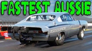 Download Fastest Australian STREET CAR - 192 MPH!!! Video