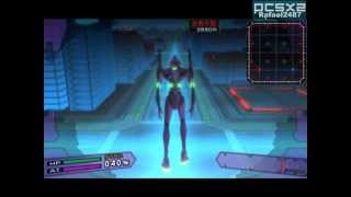 Download Neon Genesis Evangelion 2 (PS2 Gameplay) HD Video