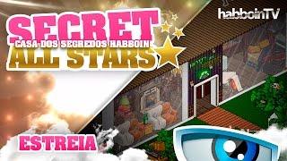 Download ESTREIA   Secret Story Habbo: All Stars   Gala #1 (19.03.2017) Video