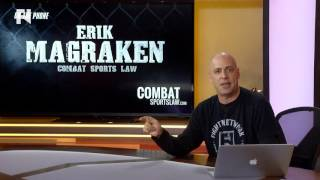 Download Georges St-Pierre's Contract Status with Lawyer Erik Magraken & Gabe Morency on MMA Meltdown Video