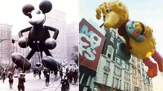Download Macy's Thanksgiving Day Parade Started Small, but Keeps Growing Video