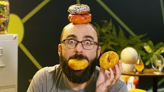 Download Squaring a Doughnut Video