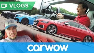 Download Filming an epic new drag race series with Supercars of London   MatVlogs Video