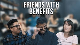 Download Friends With Benefits - Real Talk Episode 18 (ft. Harvinth Skin) Video