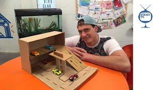 Download Cardboard Shoebox Garage! Video