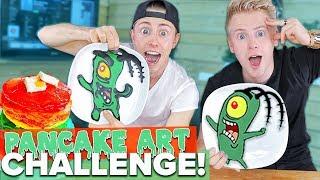 Download Pancake Art Challenge - mit Bruder !! 😍🥞 II RayFox Video