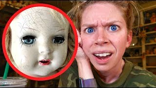 Download Haunted Doll UPDATE! (you guys won't believe this..) Video