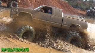 Download BIG MUD TRUCKS AT MUDFEST 2014 Video