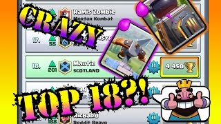 Download BEST INFERNO DRAGON XBOW DECK ARENA 9 4450+ TROPHIES LEGENDARY - Clash Royale Hack Video