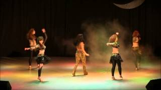 Download Belly dance to Shakira - la Tortura- Oriental dance school of Amira Abdi Video